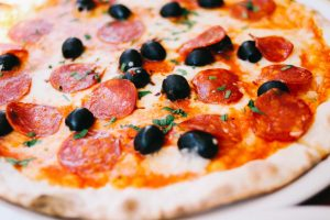 wood fired pizza catering in perth